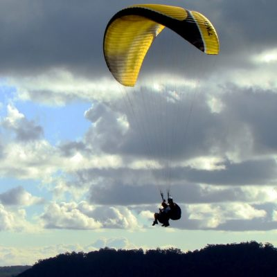 Paragliding / Motor Courses