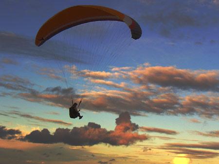 paragliding course