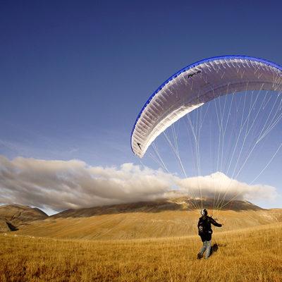 swing apus paraglider