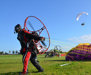 Powered Paragliding (PPG) Certificate Course (Stage 1)