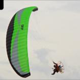 APAX Hybrid paramotor and paragliding wing