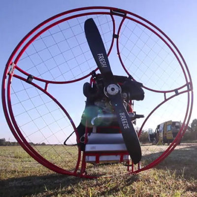 Fresh breeze Thorix Paramotor