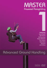 Master Powered Paragliding 1 DVD