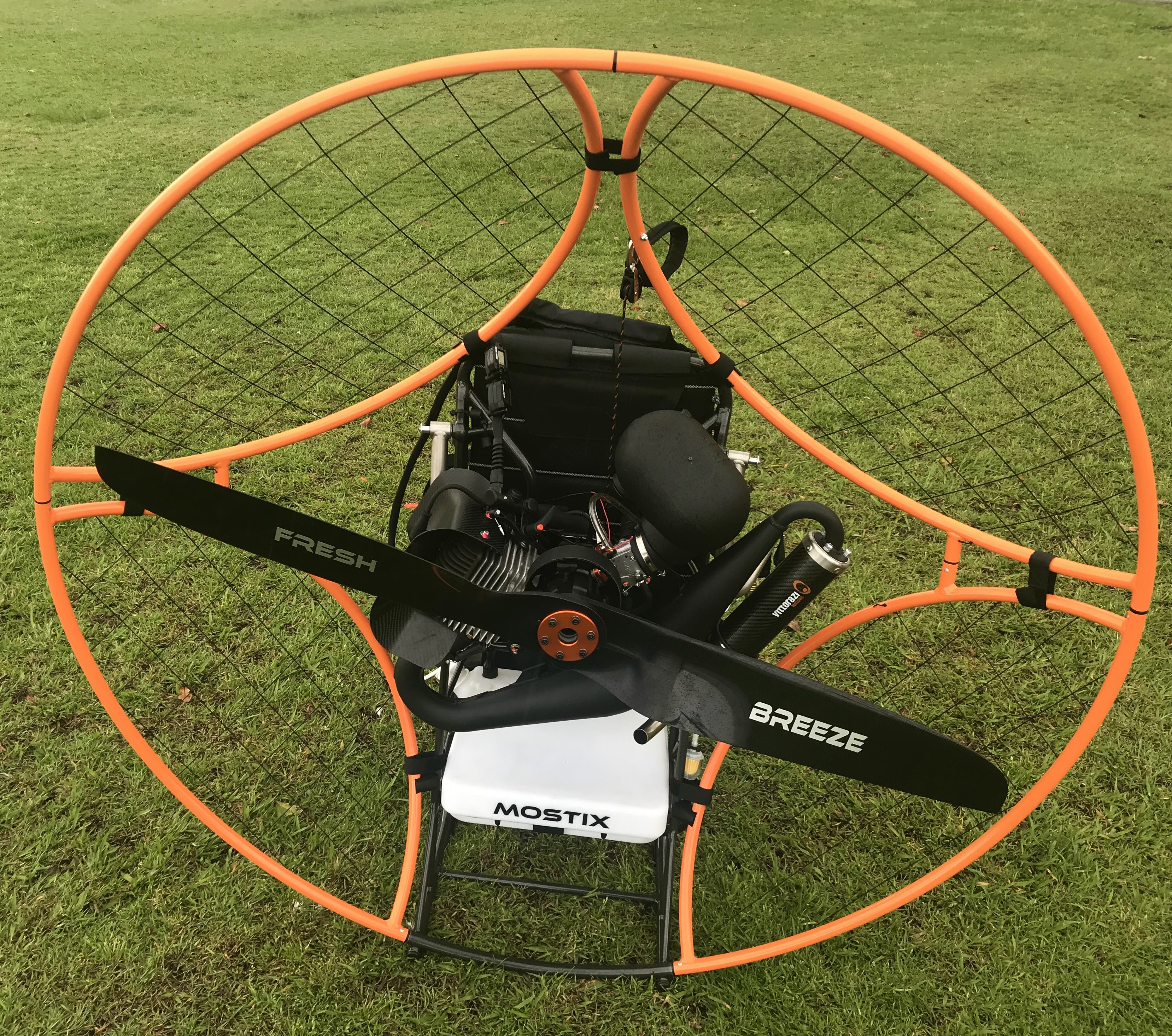 FRESH BREEZE MostiX Paramotor