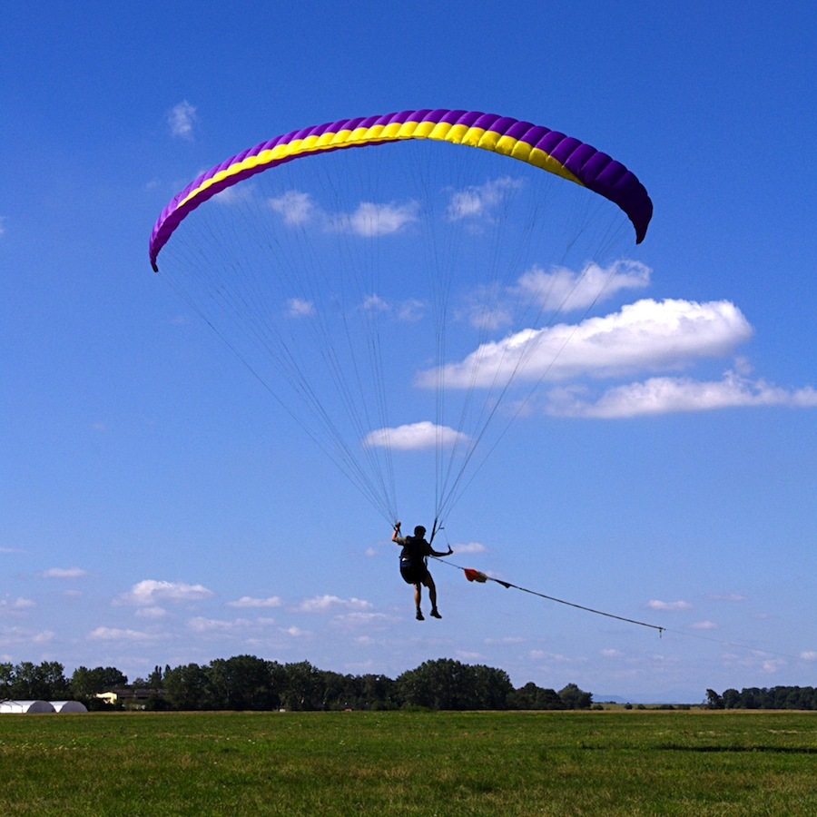 Powered Paragliding Ppg Certificate Course Stage 1