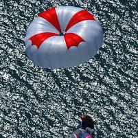 Paragliding Reserve Chutes