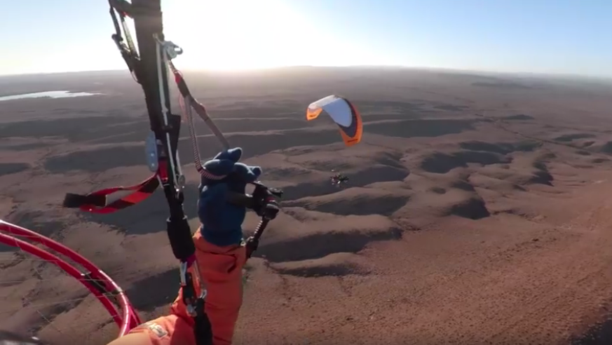 Australia's Longest Climb Paramotor Adventure